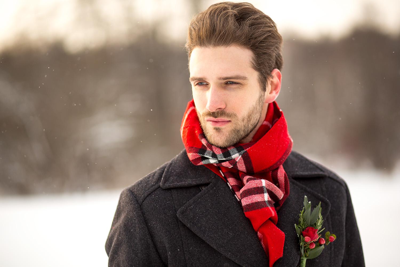 мужская зимняя фотосъемка влажную уборку